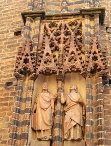 Katharinenkirche Ausschnitt